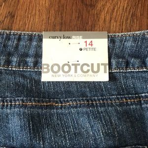 New York & Company Jeans - NY&Co boot cut jeans